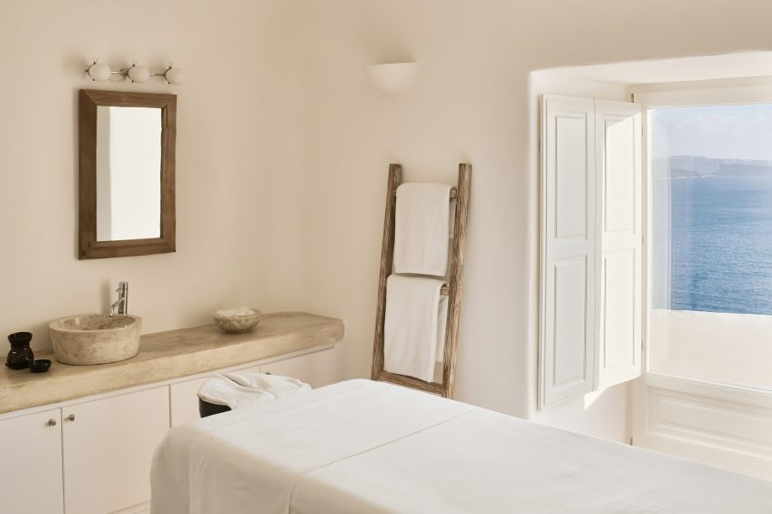 Mystique Luxury Hotel Santorini – Oia, Santorini Island, Greece - Elios Spa Ocean View