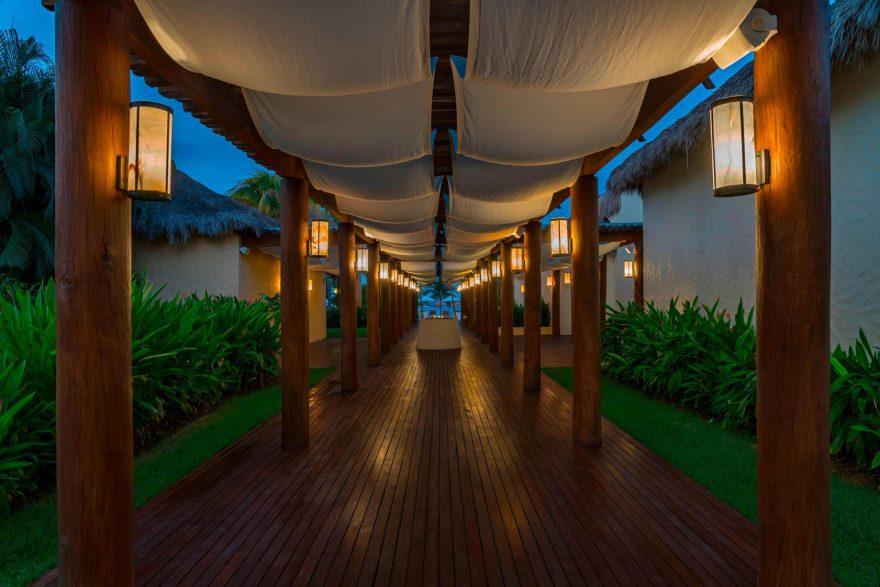 The St. Regis Punta Mita Luxury Resort - Nayarit, Mexico - Sea Breeze Beach Club