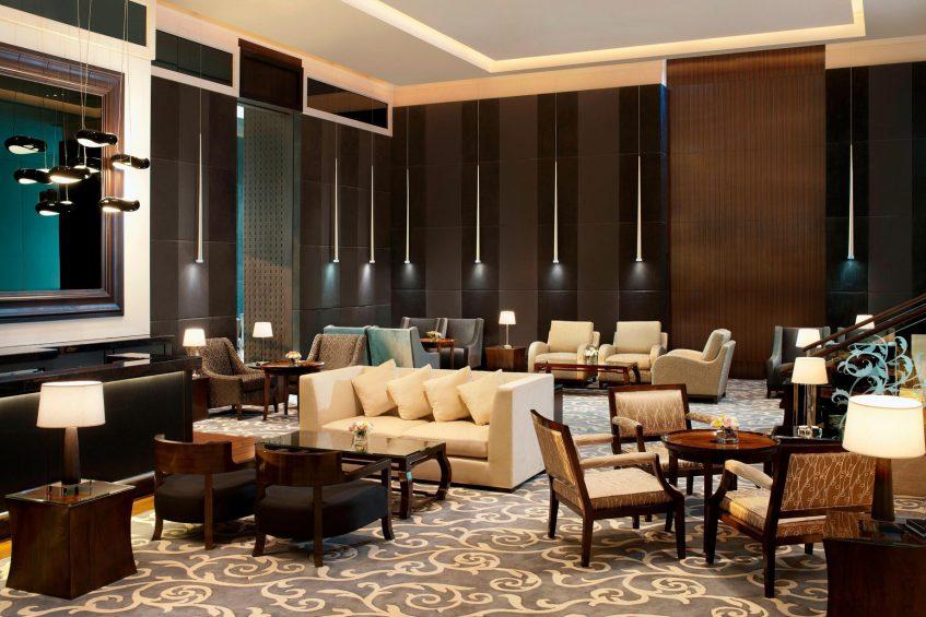 The St. Regis Bangkok Luxury Hotel - Bangkok, Thailand - The Drawing Room