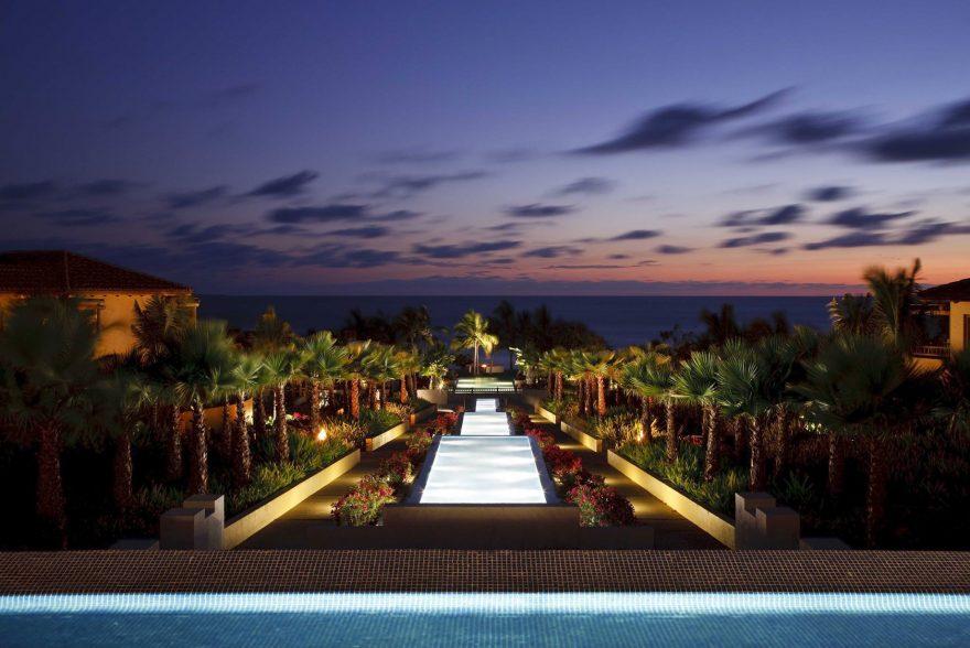 The St. Regis Punta Mita Luxury Resort - Nayarit, Mexico - Resort Sunset