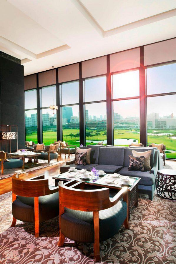 The St. Regis Bangkok Luxury Hotel - Bangkok, Thailand - St. Regis Bar