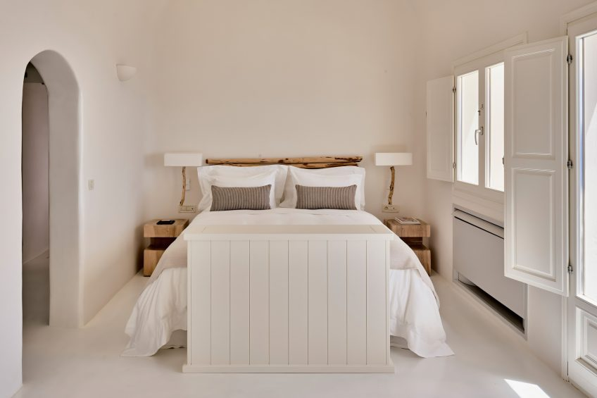 Mystique Luxury Hotel Santorini – Oia, Santorini Island, Greece - King Spiritual Suite