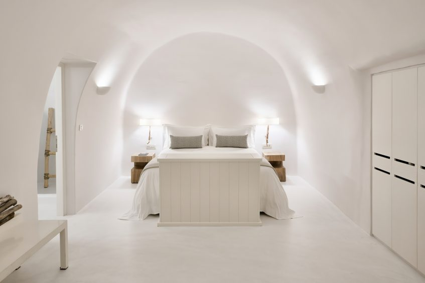 Mystique Luxury Hotel Santorini – Oia, Santorini Island, Greece - King Wet Allure Suite