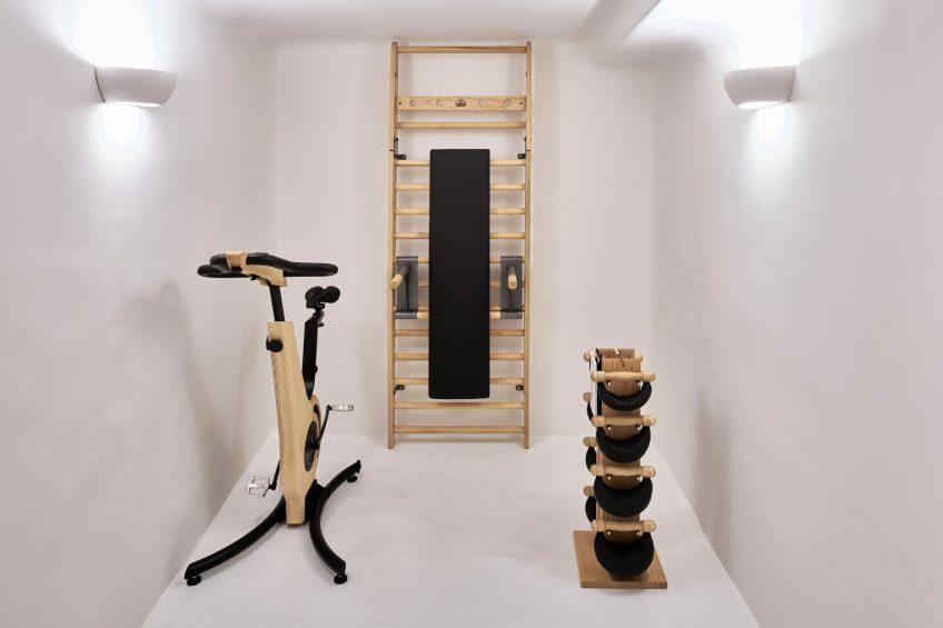 Mystique Luxury Hotel Santorini – Oia, Santorini Island, Greece - Spiritual Suite Gym