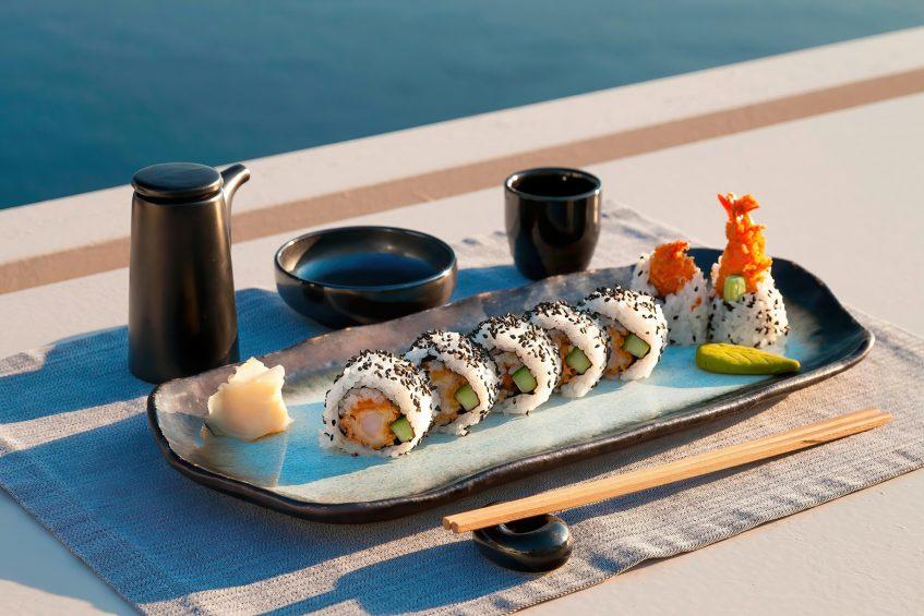 Mystique Luxury Hotel Santorini – Oia, Santorini Island, Greece - Asea Japanese Restaurant