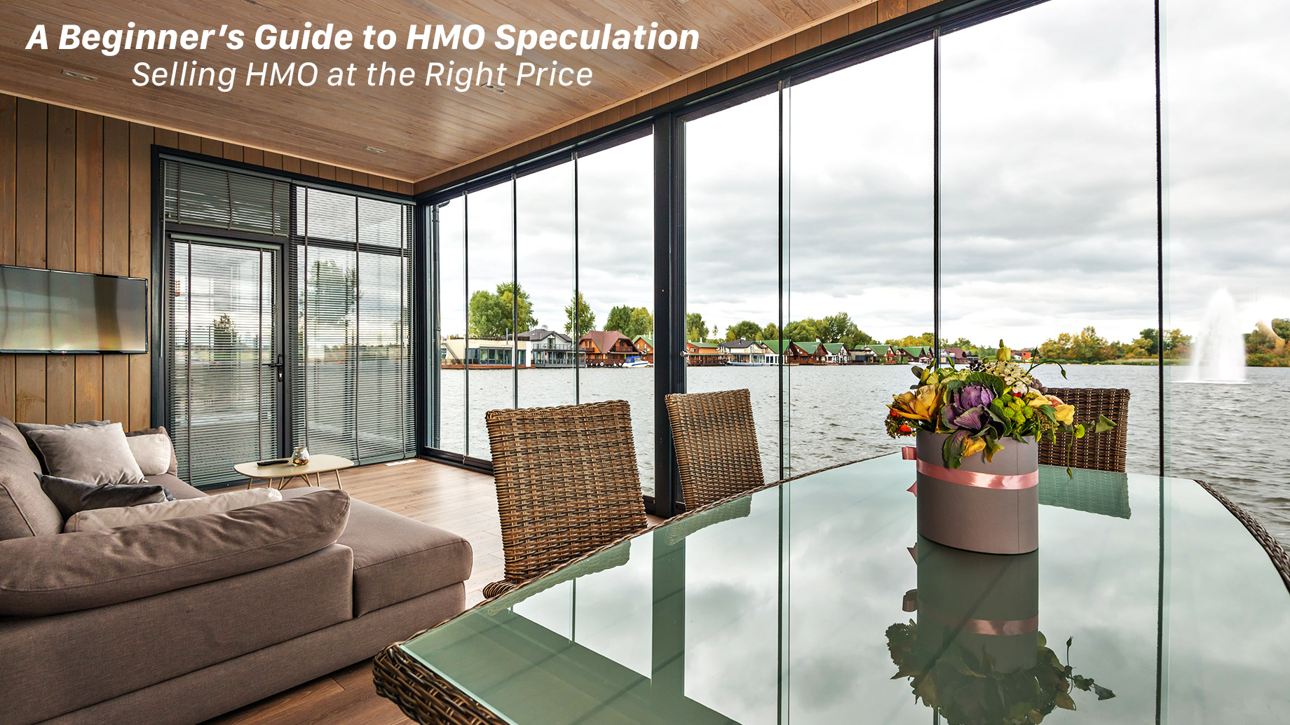 A Beginner's Guide to HMO Speculation - Selling HMO at the Right Price