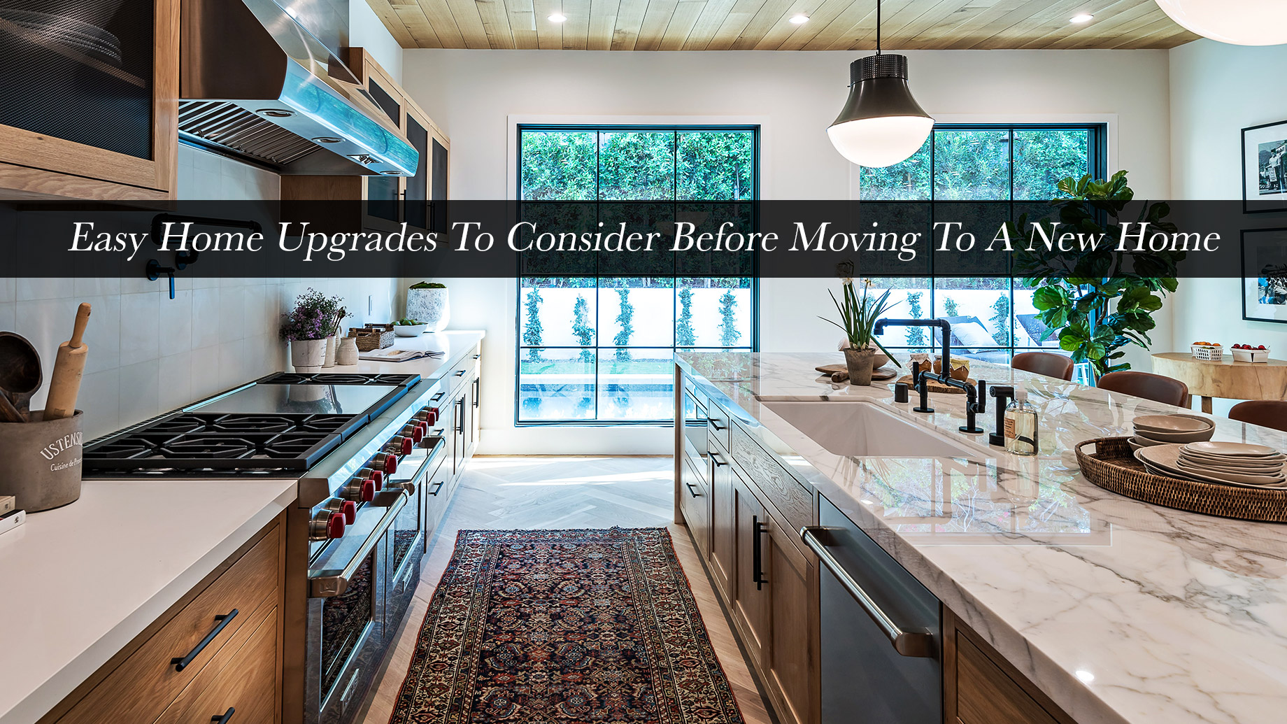 Easy Home Upgrades To Consider Before Moving To A New Home