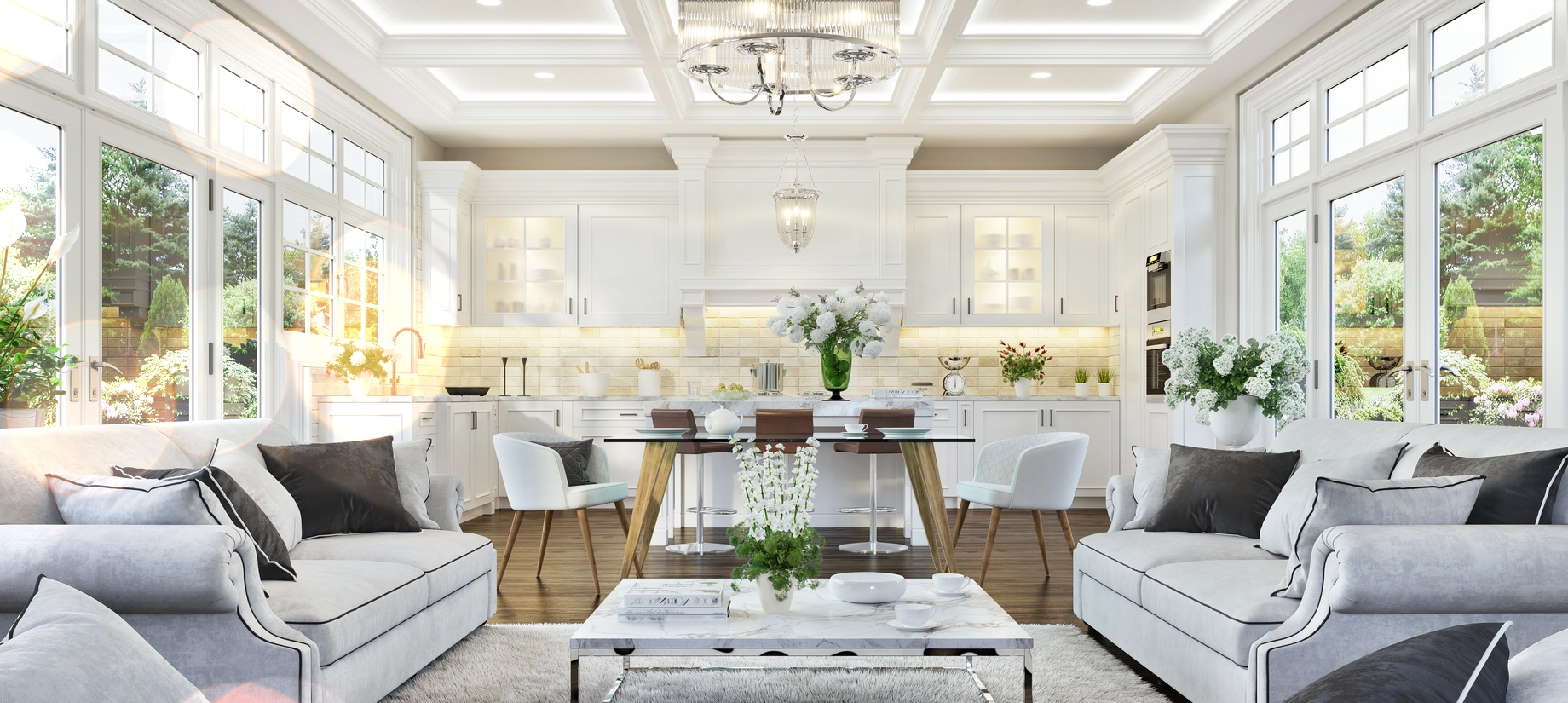 Home Décor - 5 Features To Look For In A Luxury House