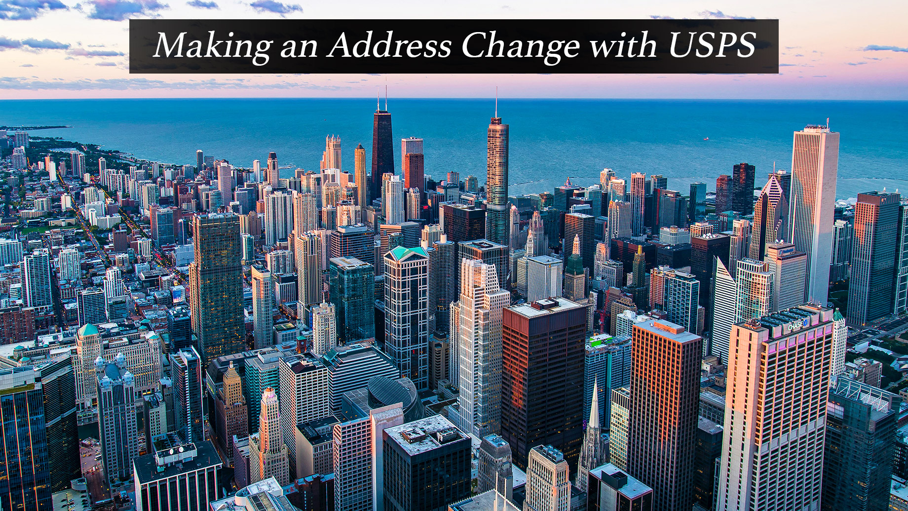 Making an Address Change with USPS - What You Should Know