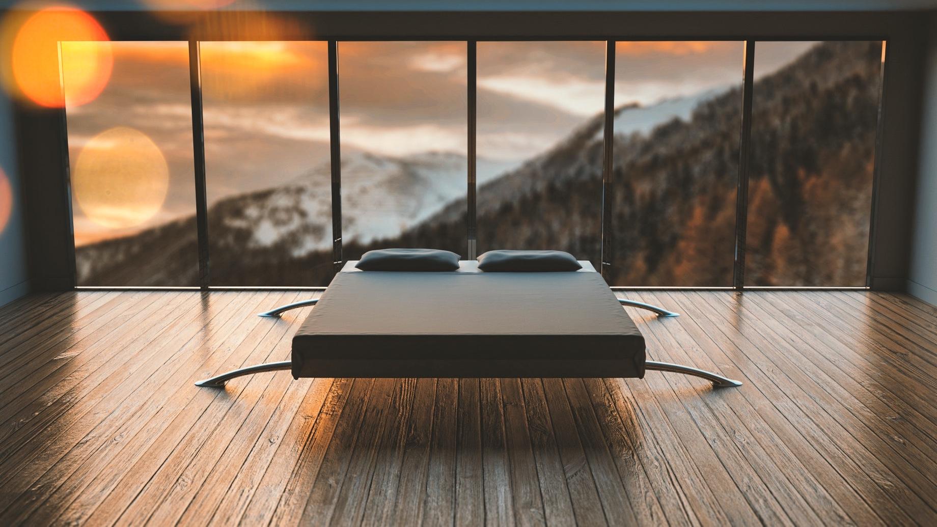 Minimalism Bedroom - Interior Design Trends in 2021