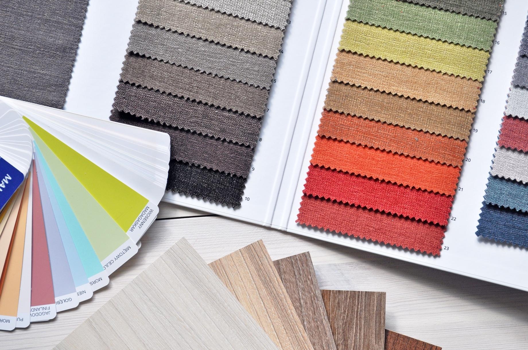 Primary Palettes - Interior Design Trends in 2021