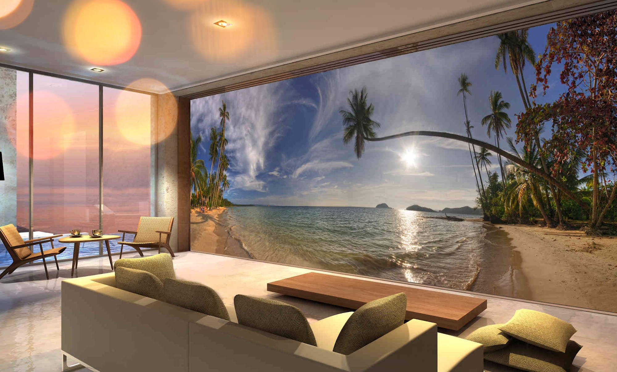 Wall Mural - Interior Design Trends in 2021