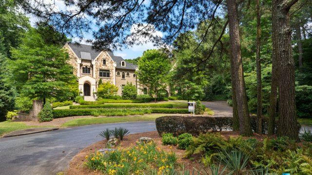 5705 Winterthur Ln, Sandy Springs, GA, USA - Atlanta Luxury Real Estate