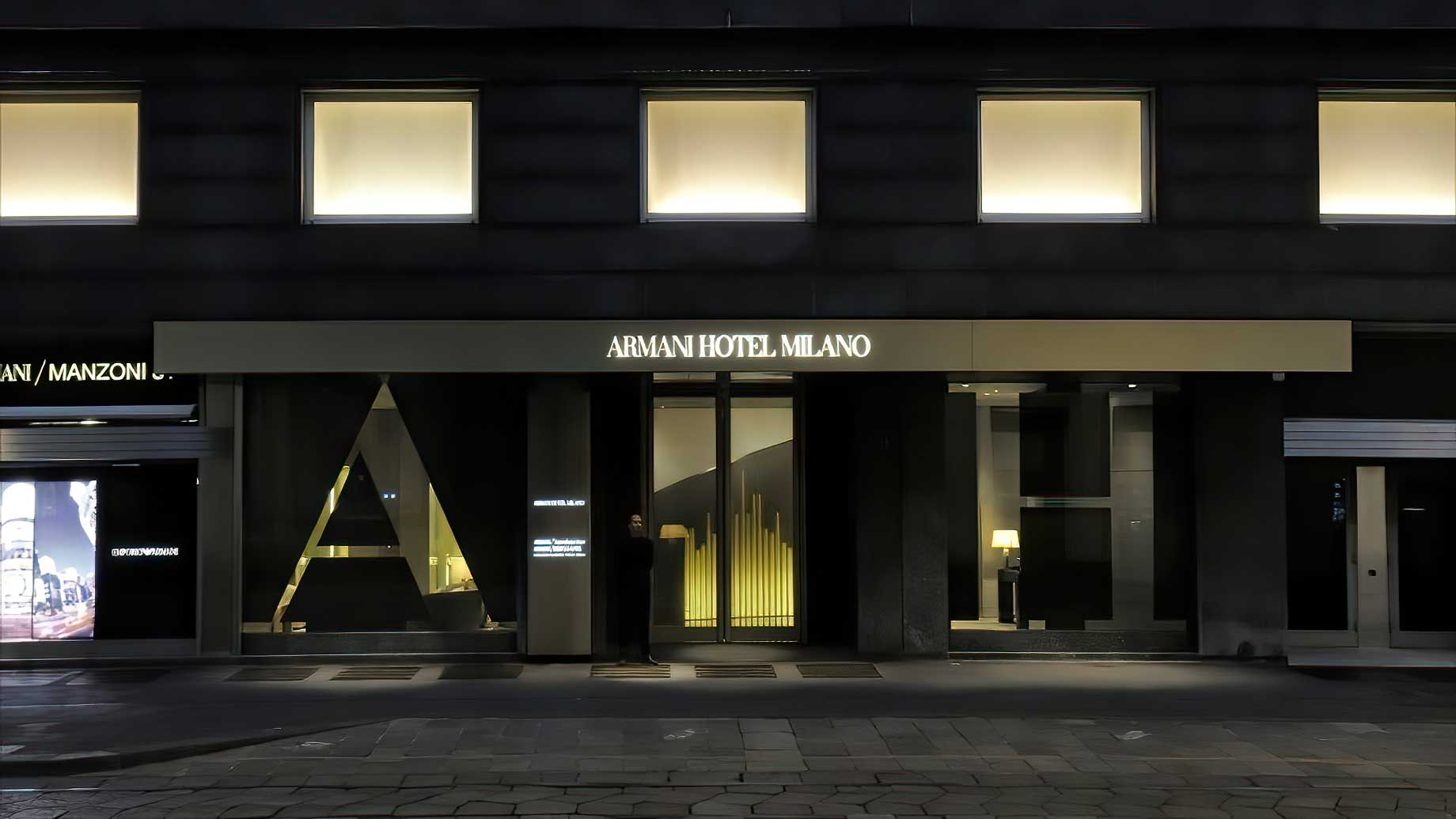 Armani Luxury Hotel Milano - Milan, Italy