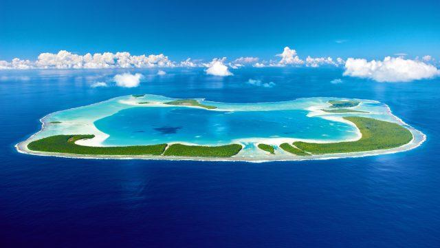 The Brando Luxury Resort - Tetiaroa Private Island, French Polynesia