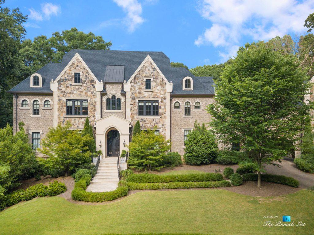 5705 Winterthur Ln, Sandy Springs, GA, USA - Atlanta Luxury Real Estate - Mansion Home