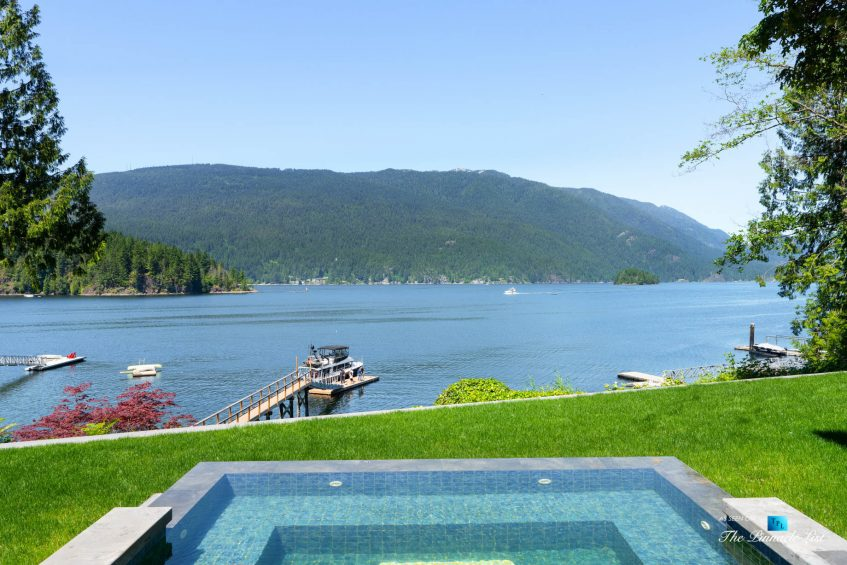 3350 Watson Rd, Belcarra, BC, Canada - Vancouver Luxury Real Estate - Oceanfront Pool