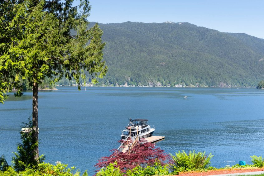 3350 Watson Rd, Belcarra, BC, Canada - Vancouver Luxury Real Estate - Private Dock