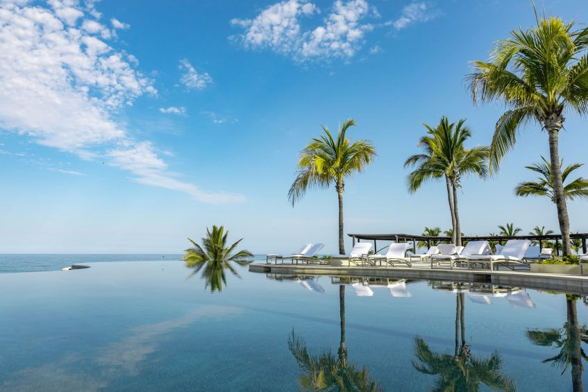 Four Seasons Luxury Resort Punta Mita - Nayarit, Mexico - Resort Infinity Pool View