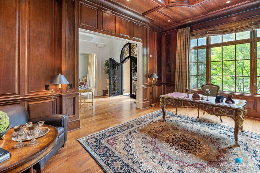 5705 Winterthur Ln, Sandy Springs, GA, USA - Atlanta Luxury Real Estate - Winterthur Estates Home - Office