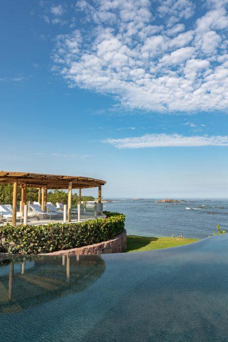 Four Seasons Luxury Resort Punta Mita - Nayarit, Mexico - Resort Pool Deck Ocean View