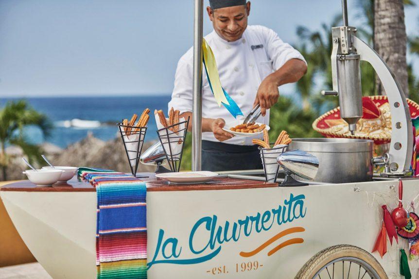 Four Seasons Luxury Resort Punta Mita - Nayarit, Mexico - Beach Food