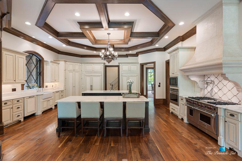 5705 Winterthur Ln, Sandy Springs, GA, USA - Atlanta Luxury Real Estate - Winterthur Estates Home - Kitchen