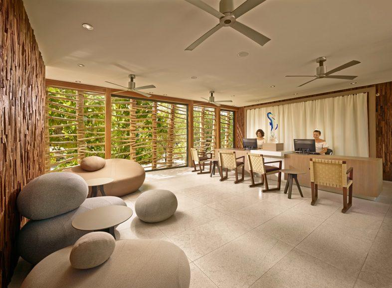 The Brando Luxury Resort - Tetiaroa Private Island, French Polynesia - Guest Reception