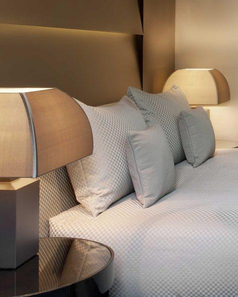 Armani Luxury Hotel Milano - Milan, Italy - Armani Suite Bedroom
