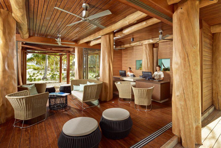 The Brando Luxury Resort - Tetiaroa Private Island, French Polynesia - Concierge
