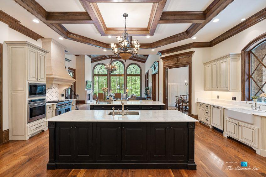 5705 Winterthur Ln, Sandy Springs, GA, USA - Atlanta Luxury Real Estate - Winterthur Estates Home - Gourmet Kitchen