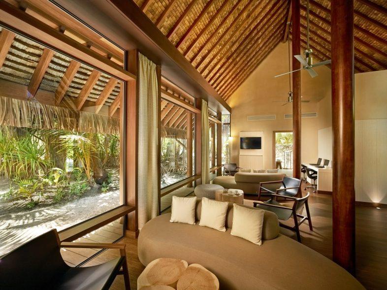 The Brando Luxury Resort - Tetiaroa Private Island, French Polynesia - Transit Room