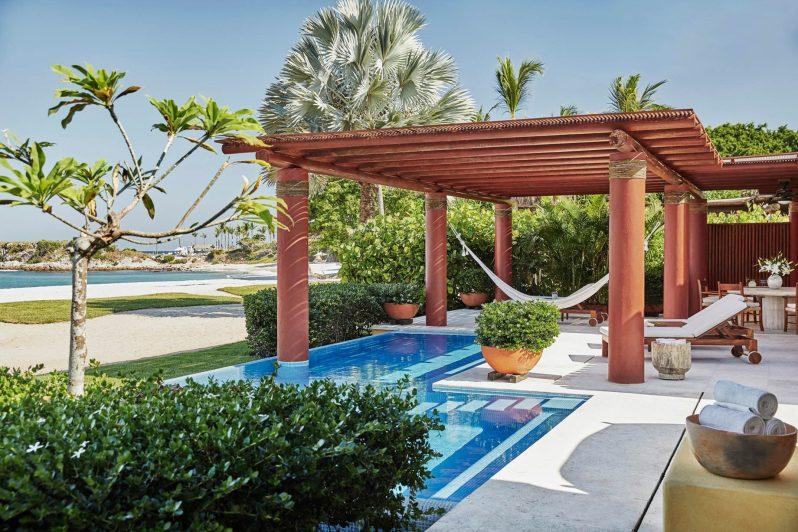 Four Seasons Luxury Resort Punta Mita - Nayarit, Mexico - Beachfront Accommodation