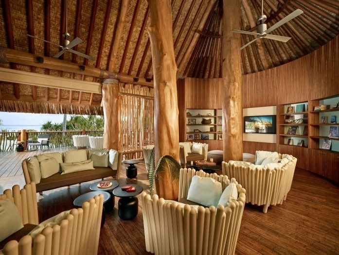 The Brando Luxury Resort - Tetiaroa Private Island, French Polynesia - Explorer Center