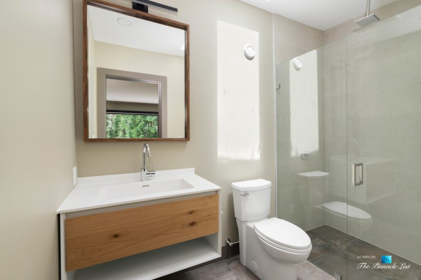 3350 Watson Rd, Belcarra, BC, Canada - Vancouver Luxury Real Estate - Modern Bathroom