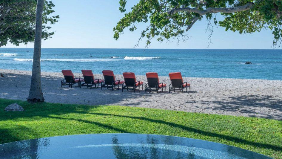 Four Seasons Luxury Resort Punta Mita - Nayarit, Mexico - Arena Beach House Beach Chair View