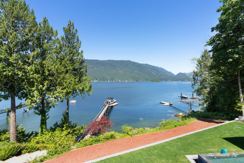 3350 Watson Rd, Belcarra, BC, Canada - Vancouver Luxury Real Estate - Oceanfront Property with Private Dock