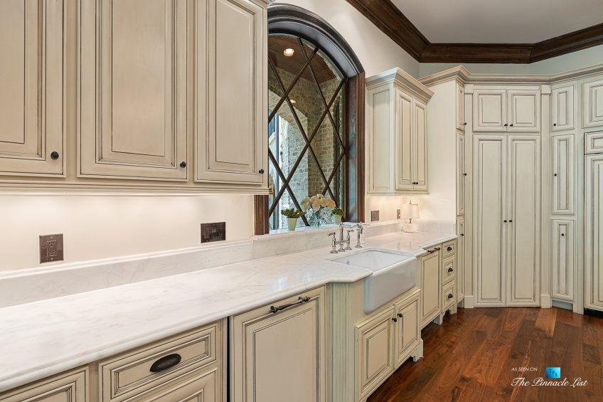 5705 Winterthur Ln, Sandy Springs, GA, USA - Atlanta Luxury Real Estate - Winterthur Estates Home - Kitchen Sink