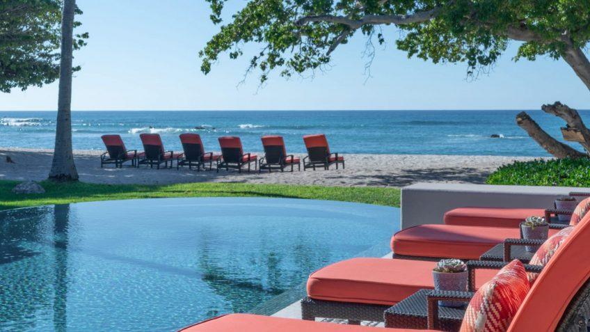 Four Seasons Luxury Resort Punta Mita - Nayarit, Mexico - Arena Beach House Beach View