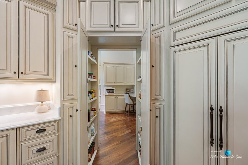 5705 Winterthur Ln, Sandy Springs, GA, USA - Atlanta Luxury Real Estate - Winterthur Estates Home - Pantry Room Entrance