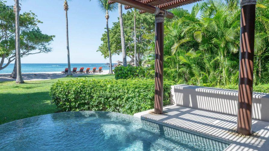 Four Seasons Luxury Resort Punta Mita - Nayarit, Mexico - Arena Beach House Pool Deck