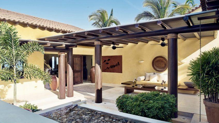 Four Seasons Luxury Resort Punta Mita - Nayarit, Mexico - Cielo Oceanfront Villa Exterior