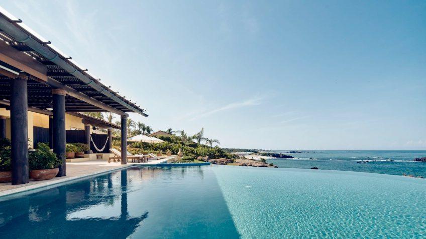 Four Seasons Luxury Resort Punta Mita - Nayarit, Mexico - Cielo Oceanfront Villa Infinity Pool