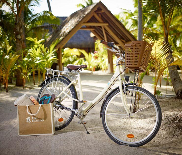The Brando Luxury Resort - Tetiaroa Private Island, French Polynesia - Bike