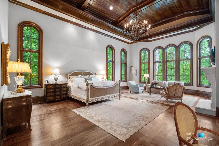 5705 Winterthur Ln, Sandy Springs, GA, USA - Atlanta Luxury Real Estate - Winterthur Estates Home - Master Bedroom