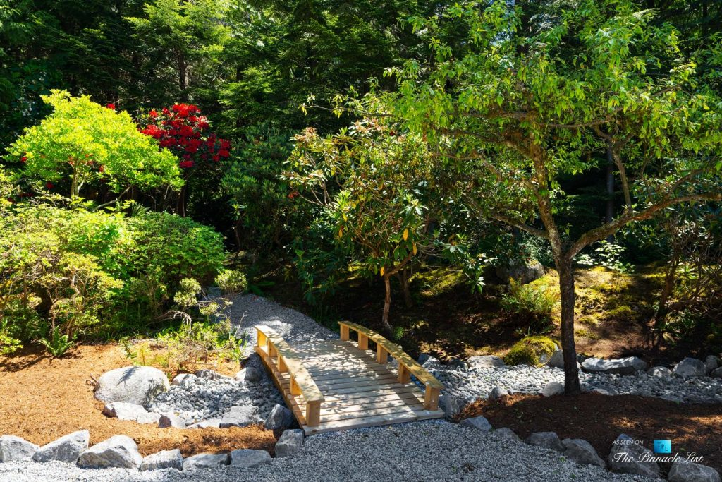 3350 Watson Rd, Belcarra, BC, Canada - Vancouver Luxury Real Estate - Landscaping Features
