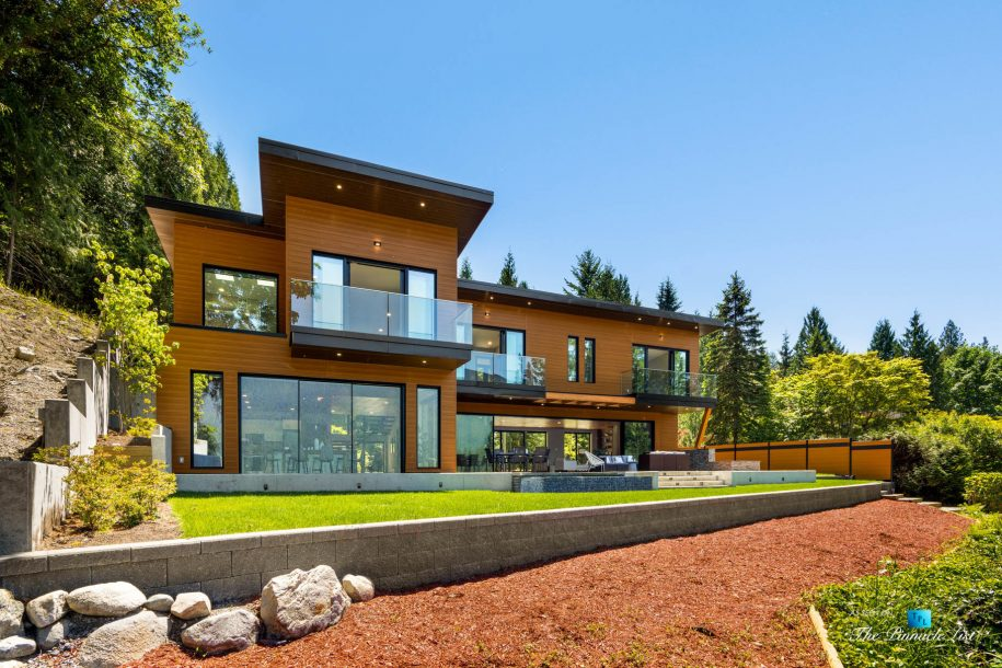 3350 Watson Rd, Belcarra, BC, Canada - Vancouver Luxury Real Estate - Modern Oceanfront Home