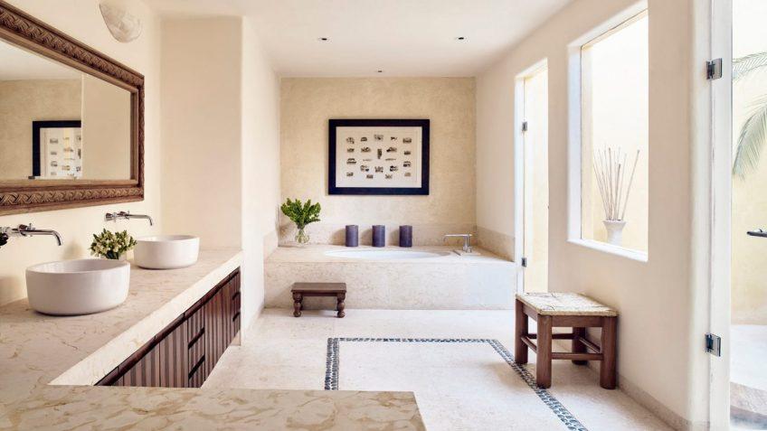 Four Seasons Luxury Resort Punta Mita - Nayarit, Mexico - Cielo Oceanfront Villa Bathroom