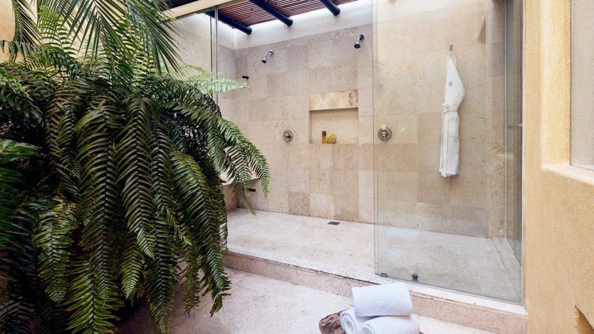 Four Seasons Luxury Resort Punta Mita - Nayarit, Mexico - Cielo Oceanfront Villa Bathroom Shower