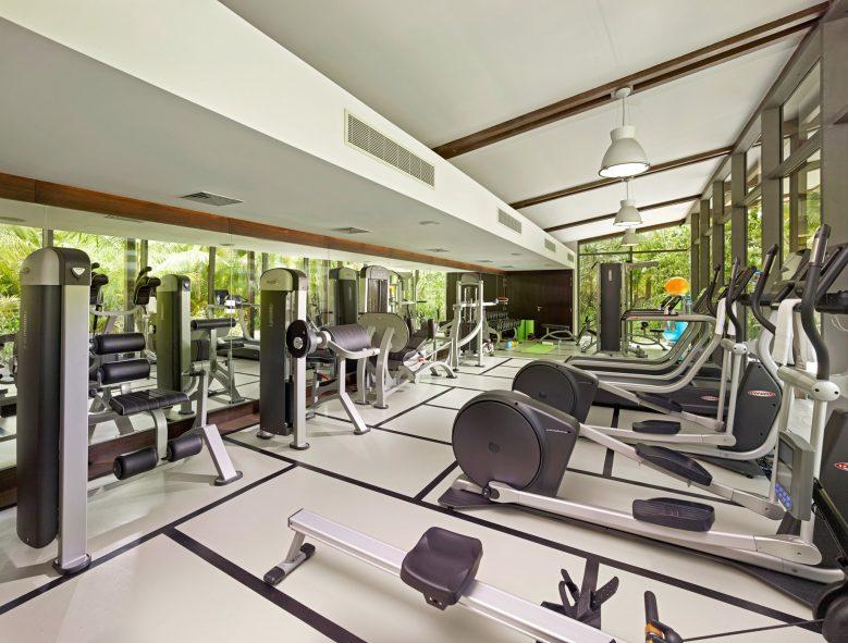 The Brando Luxury Resort - Tetiaroa Private Island, French Polynesia - Gym